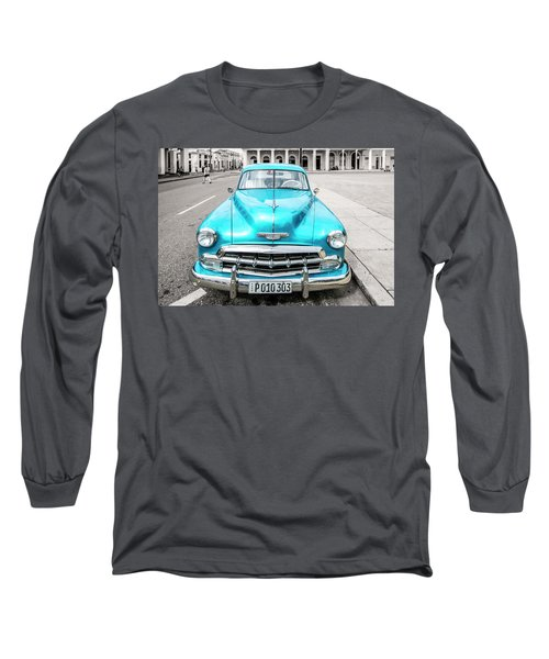 Blue 52 Long Sleeve T-Shirt