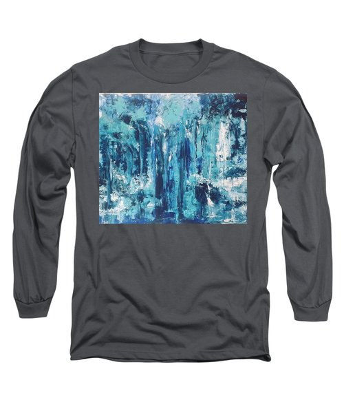 Blue Forest Long Sleeve T-Shirt