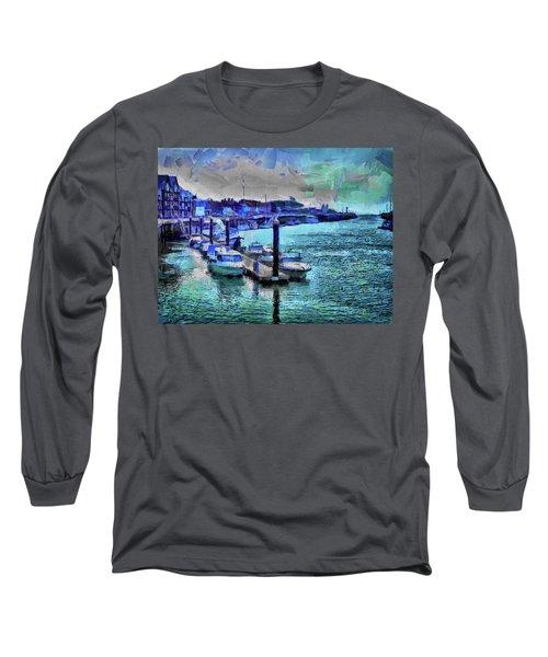 Blue Harbour Long Sleeve T-Shirt