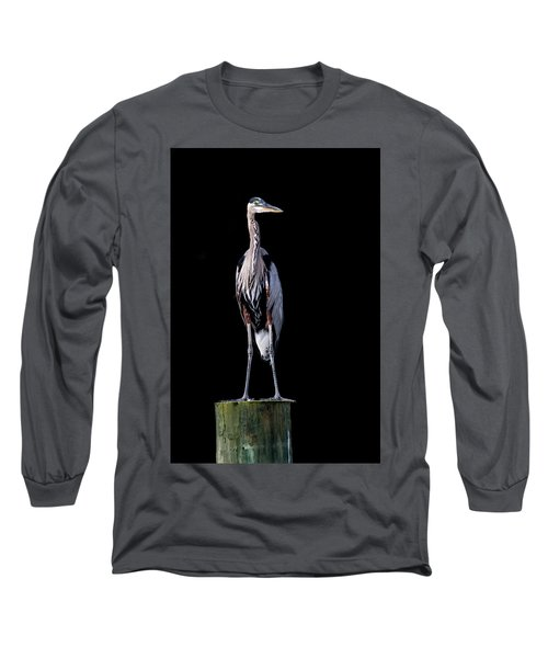 Blue Heron Prestige Long Sleeve T-Shirt