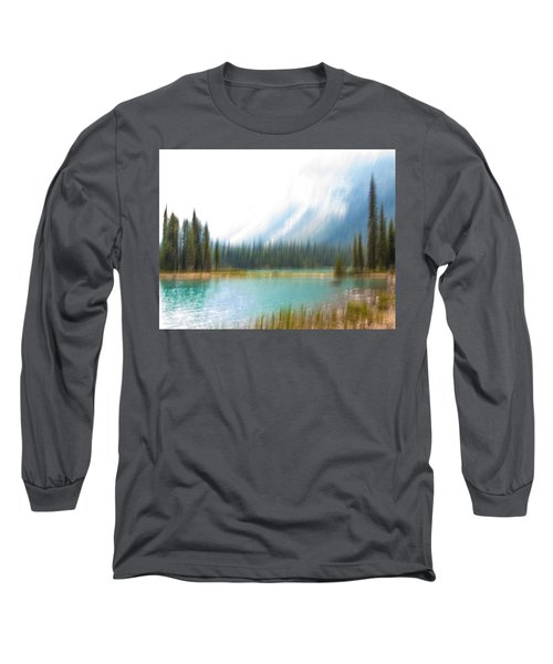 Blue Lake Long Sleeve T-Shirt