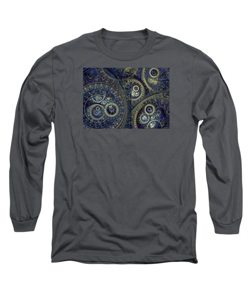 Blue Machine Long Sleeve T-Shirt