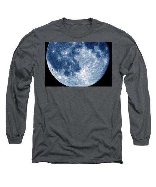 Blue Moon 7-31-15 Long Sleeve T-Shirt