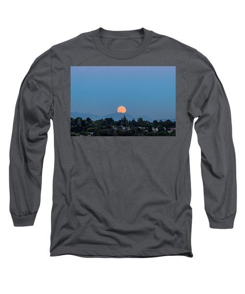 Blue Moon.2 Long Sleeve T-Shirt