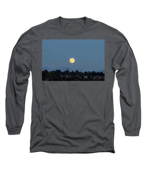 Blue Moon.3 Long Sleeve T-Shirt