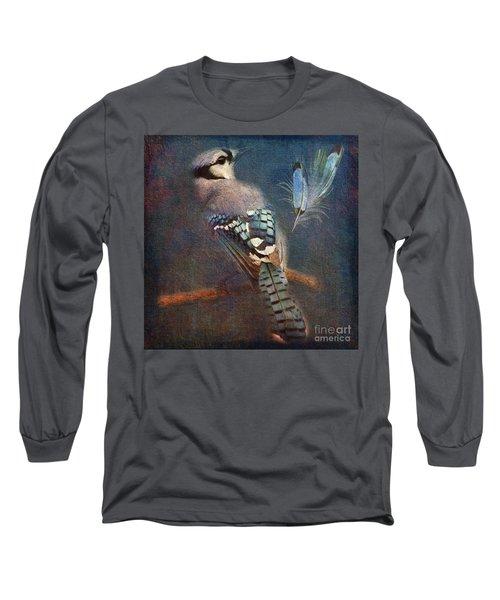 Blue On Blue 2015 Long Sleeve T-Shirt