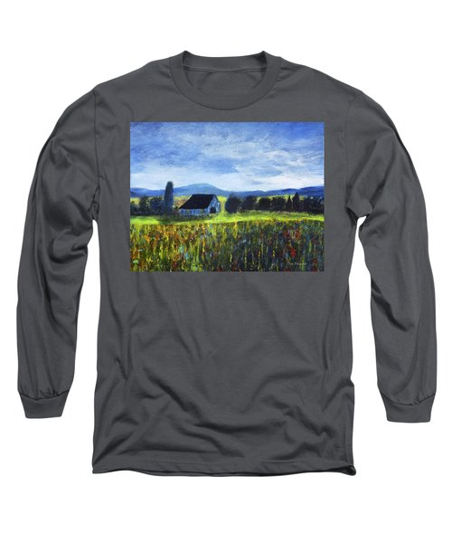 Blue Ridge Valley Long Sleeve T-Shirt