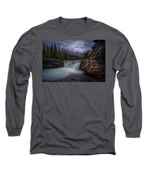 Blue Rock Long Sleeve T-Shirt