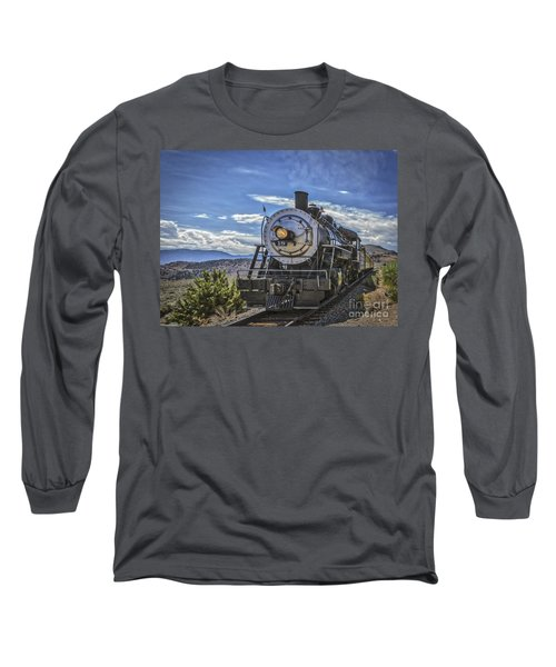 Blue Sky Nevada. Long Sleeve T-Shirt