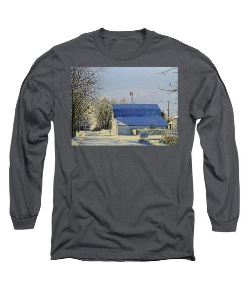 Blue Sunday Long Sleeve T-Shirt