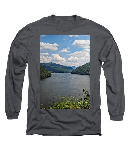 Bluestone Lake - Hinton West Virginia Long Sleeve T-Shirt