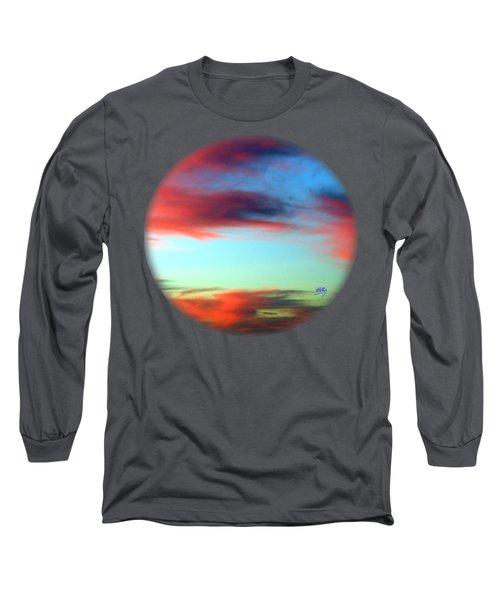 Blushed Sky Long Sleeve T-Shirt