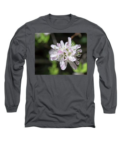 Blushing Azaleas Long Sleeve T-Shirt