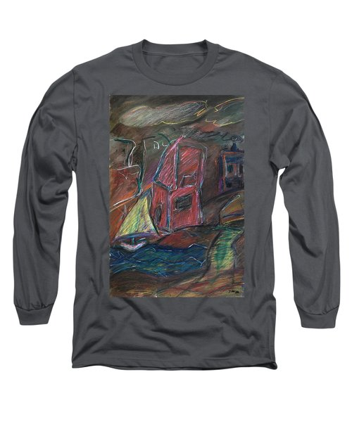 Bluster Long Sleeve T-Shirt