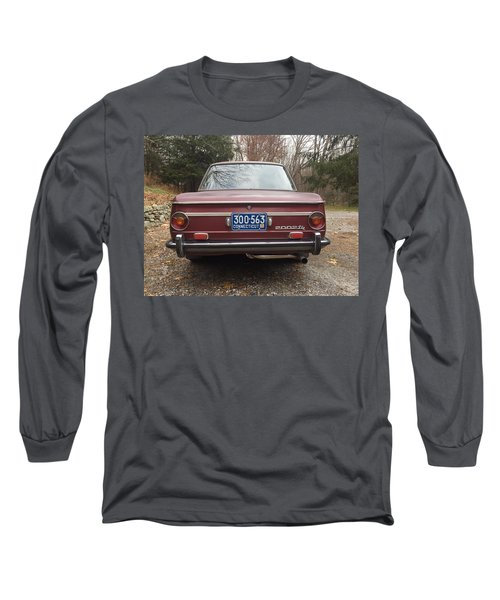 Bmw 2002tii Long Sleeve T-Shirt