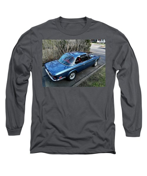 Bmw 3 Series Long Sleeve T-Shirt