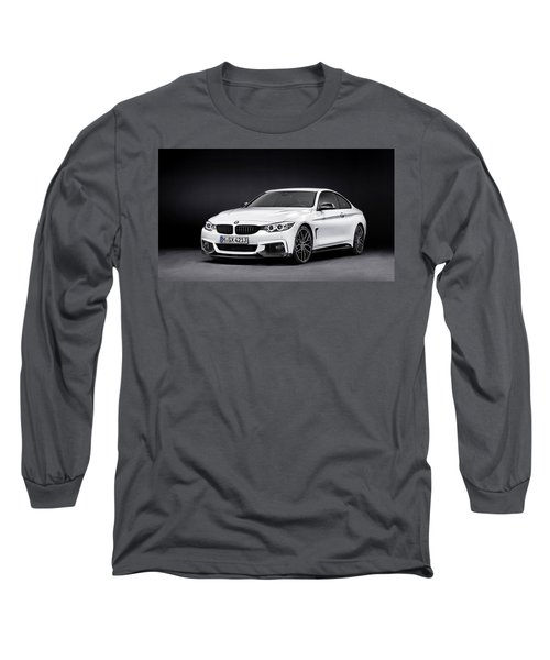 Bmw 4 Series M Performance Parts Long Sleeve T-Shirt