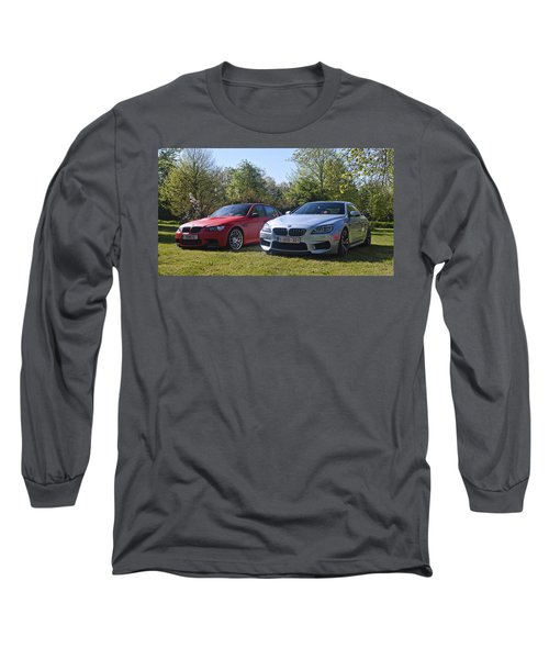 Bmw M6 Gran Coupe Long Sleeve T-Shirt
