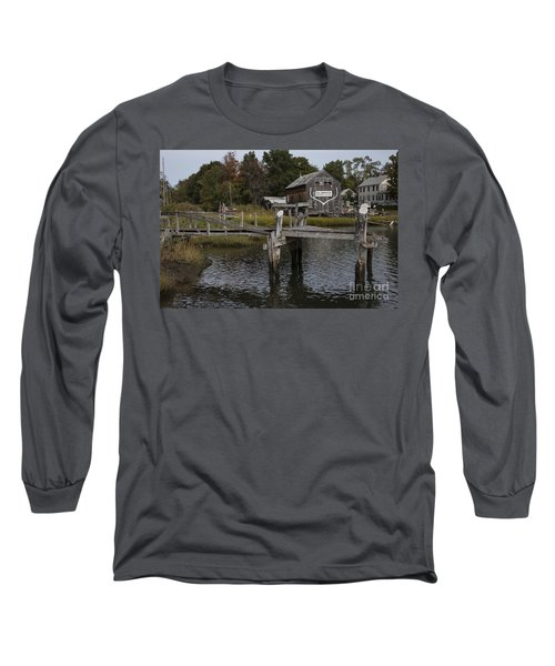 Boat House Long Sleeve T-Shirt