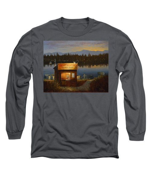 Boat Rentals Long Sleeve T-Shirt