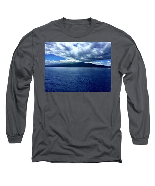 Boat View 2 Long Sleeve T-Shirt