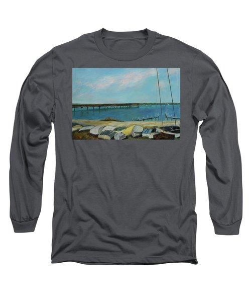 Boats Of Salt Run Too Long Sleeve T-Shirt