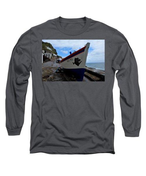 Boats,fishing-26 Long Sleeve T-Shirt