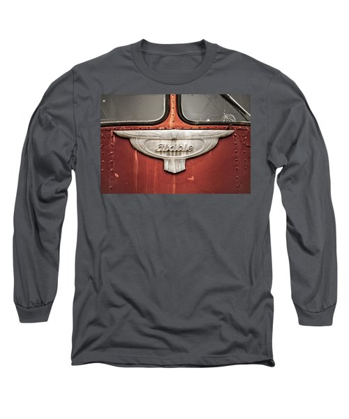 Bob Wills And His Texas Playboys Tour Bus Long Sleeve T-Shirt