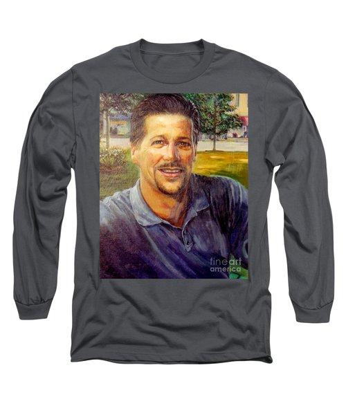 Bobby Long Sleeve T-Shirt by Stan Esson