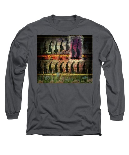 Body In Motion Long Sleeve T-Shirt