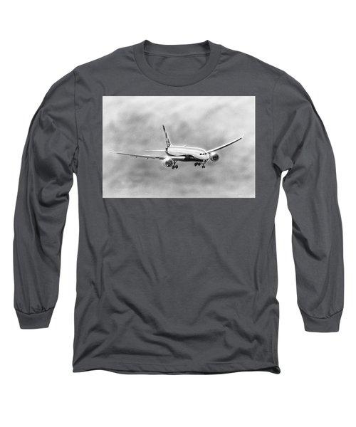 Boeing 787 Long Sleeve T-Shirt