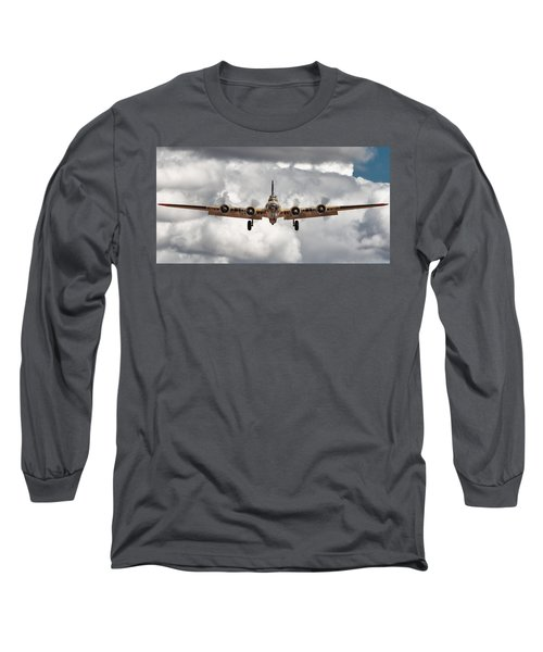 Boeing Inbound Long Sleeve T-Shirt