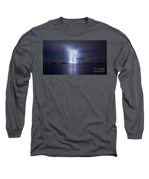 Bokeelia Nights Long Sleeve T-Shirt