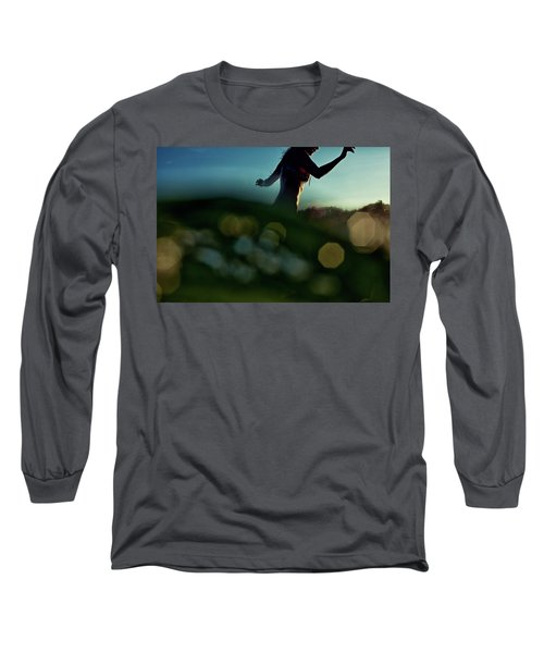 Bokeh Long Sleeve T-Shirt