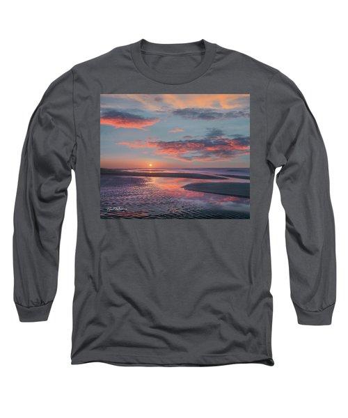 Bolivar Flats, Texas Long Sleeve T-Shirt