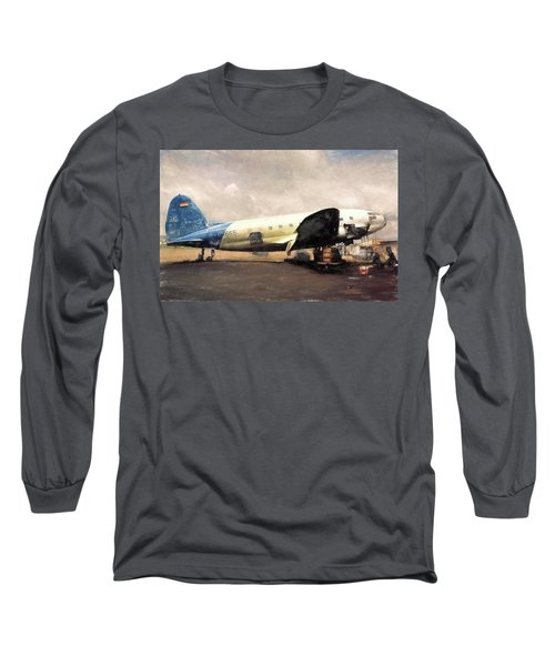 Bolivian Air Long Sleeve T-Shirt