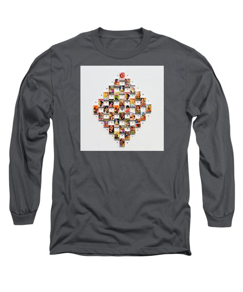 Bollywood On A Mathbox 2 Long Sleeve T-Shirt