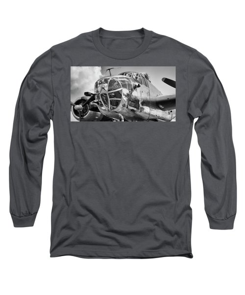 Bomber's Eye View Long Sleeve T-Shirt
