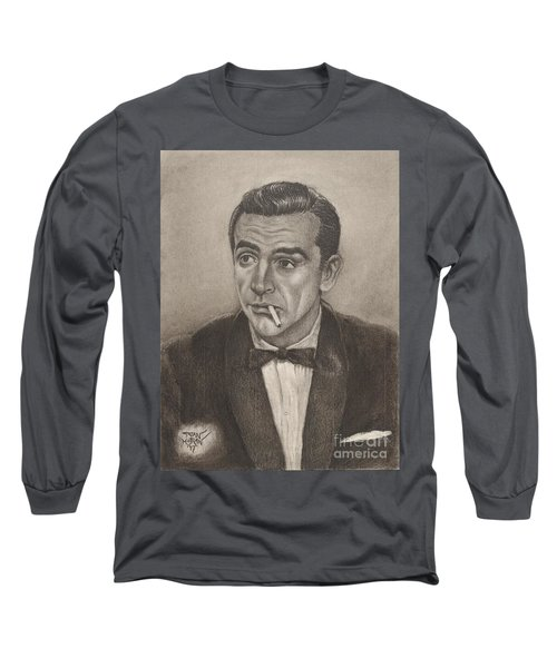 Bond From Dr. No Long Sleeve T-Shirt