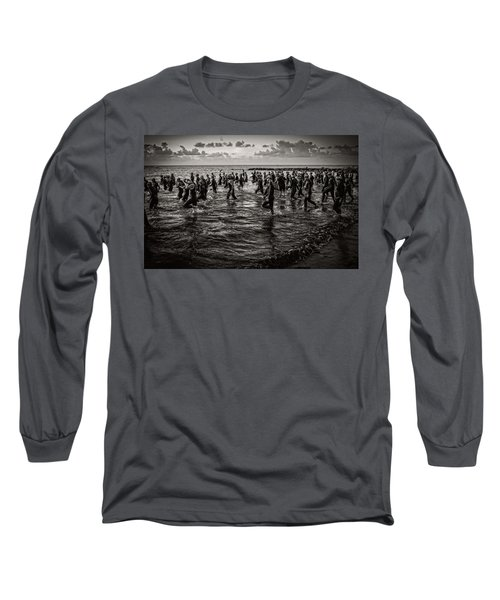 Bone Island Triathletes Long Sleeve T-Shirt