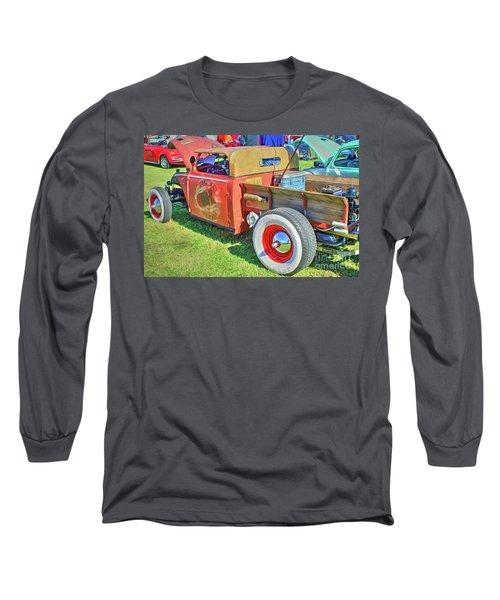 Boneyard Bombs Long Sleeve T-Shirt
