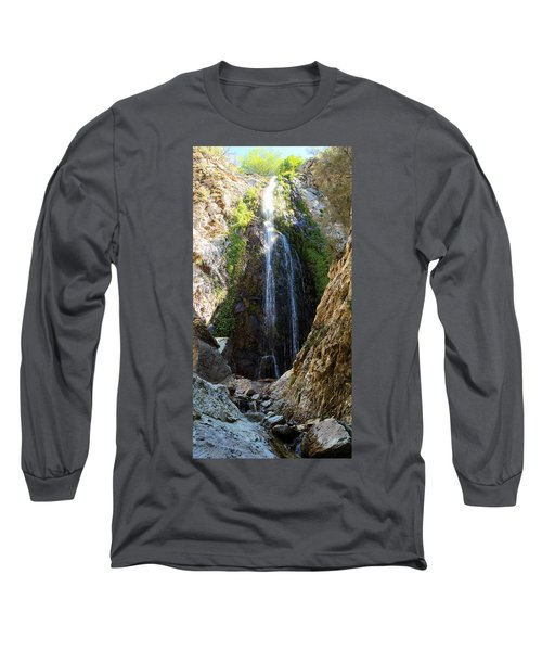 Bonita Falls In Full High Long Sleeve T-Shirt