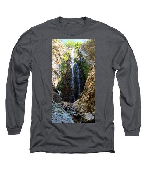 Bonita Falls In Full High Long Sleeve T-Shirt