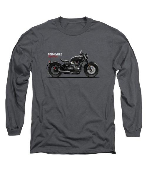 Bonneville Bobber Long Sleeve T-Shirt