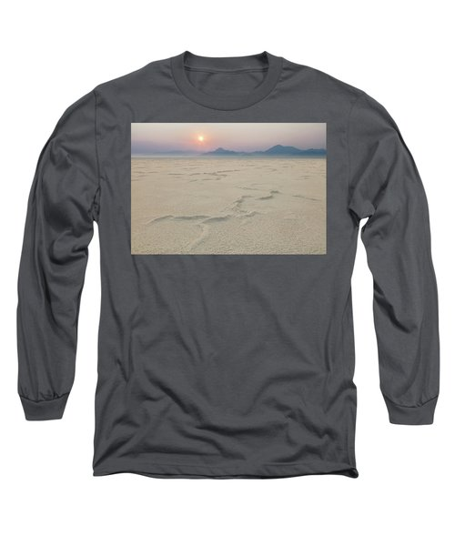 Bonneville Salt Flats Long Sleeve T-Shirt