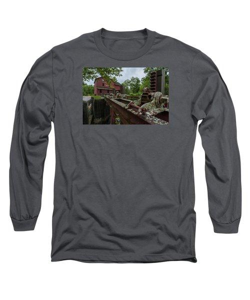Bonneyville Mills Gears Long Sleeve T-Shirt