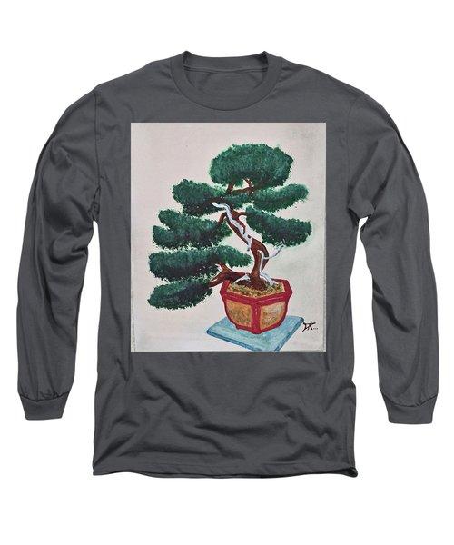 Bonsai #3 Long Sleeve T-Shirt