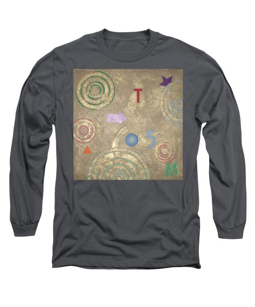 Boogie 5 Long Sleeve T-Shirt by Bernard Goodman