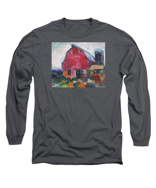 Boompa's Barn Long Sleeve T-Shirt