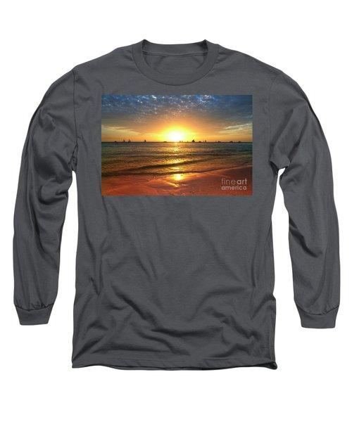 boracay,Philippians 4 Long Sleeve T-Shirt